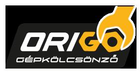 Origo Gépkölcsönző Logo